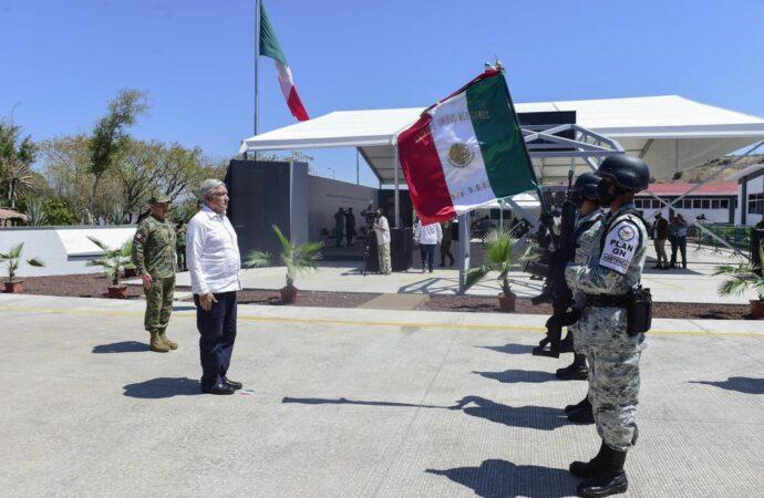 PRESIDENTE REFRENDA COMPROMISO DE APOYO A JALISCO EN SALUD, INFRAESTRUCTURA Y AGUA; DESTACA LABOR DE LAS FUERZAS ARMADAS