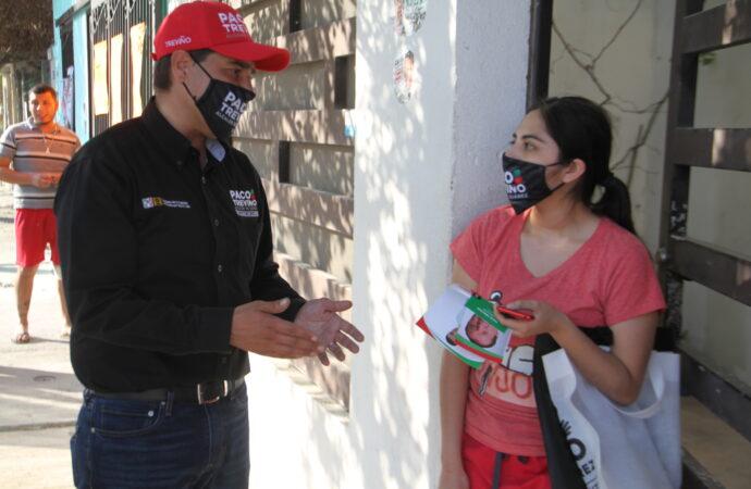 BUSCARÁ PACO TREVIÑO DISMINUIR EL DESEMPLEO EN JUÁREZ