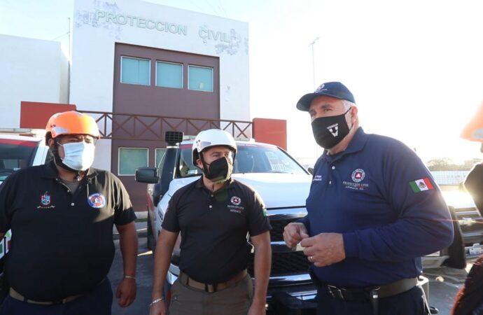 LLAMA PROTECCIÓN CIVIL DE APODACA A EVITAR ACCIDENTES EN SEMANA SANTA