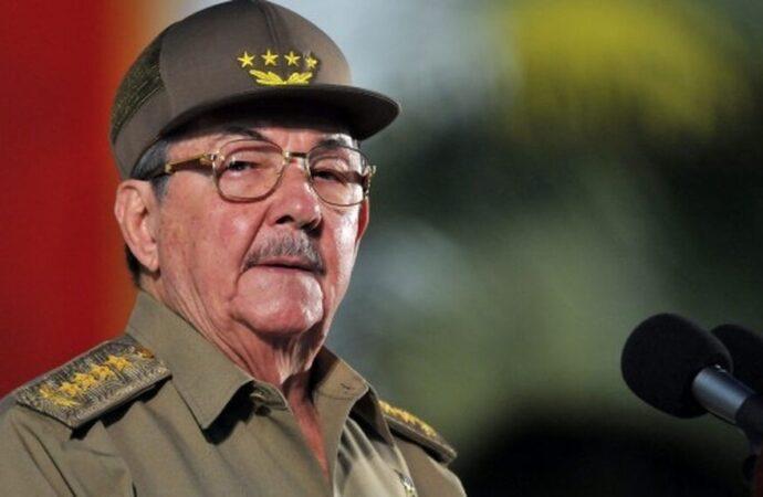 RENUNCIA DE RAÚL CASTRO A PARTIDO PONE FIN A UNA ERA EN CUBA