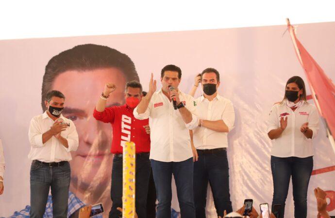 REFRENDA PACO CIENFUEGOS UN GOBIERNO DE PROPUESTAS REALES  Y PARA TODOS