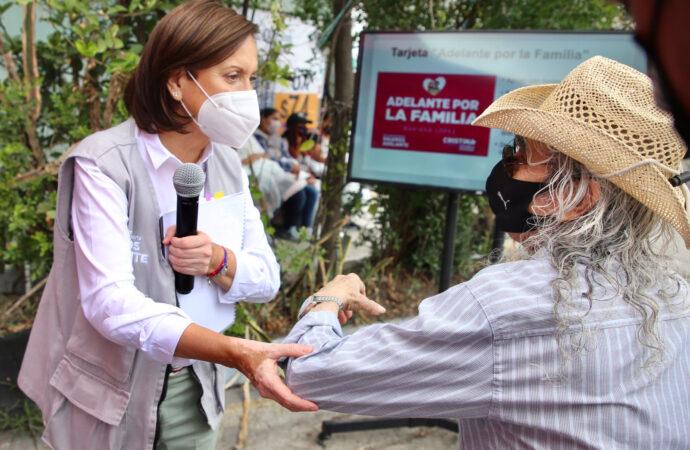 OFRECE CRISTINA PROGRAMA DE CONSULTAS MÉDICAS GRATUITAS PARA ADULTOS MAYORES
