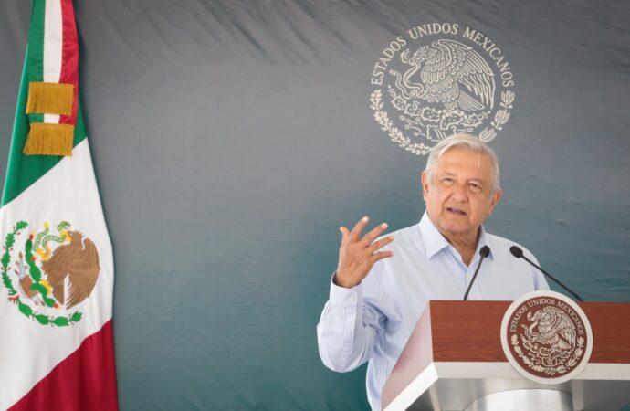 MÉXICO DIALOGA CON AUTORIDADES ESTADOUNIDENSES PARA ABRIR FRONTERA CON BAJA CALIFORNIA: PRESIDENTE